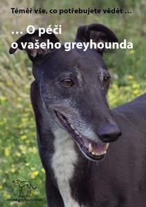 Brožura - Péče ogreyhounda