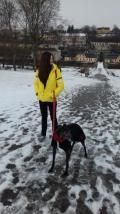 Zimní procházka na Kuks