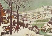 The Hunters in the Snow (Pieter_Bruegel,1565)