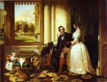 Windsor Castle in Modern Times (Sir Edwin Landseer)