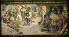 The Establishment of Flemish Weavers in Manchester
